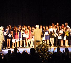 Graduaciones y Eventos Corporativos