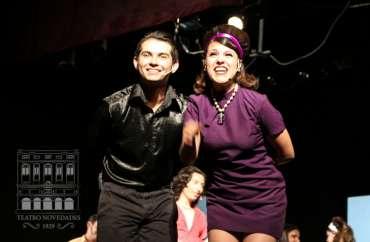 Presentación de obra musical Adamo te Amo.